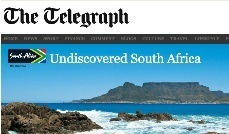 South African Tourism launches social media hub on Telegraph.co.uk | News | New Media Age | Travelled | Scoop.it
