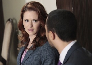 Sarah Drew Mourns Grey's Anatomy's Losses, Eyes April's Future: 'She's Going to Freak Out!' | TVFiends Daily | Scoop.it