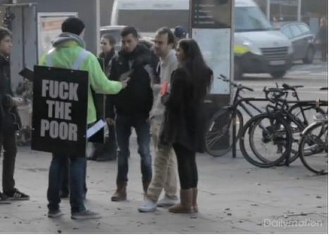 « Fuck the poor » … Vous écoutez maintenant? | Le Troisième Oeuvre | Environnement de Travail | Scoop.it