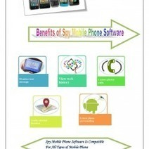 Spy Mobile Phone Software And Its Benefits | Visual.ly | Mobile spy Software India | Scoop.it