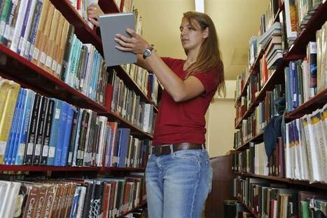 College textbook costs more outrageous than ever - TODAY.com | Library Chatter | Scoop.it