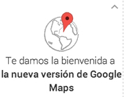 El nuevo Google Maps en 7 pasos | Recursos para CLIL | Scoop.it