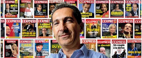 Altice Media Group officiellement propriétaire du groupe l'Express | DocPresseESJ | Scoop.it