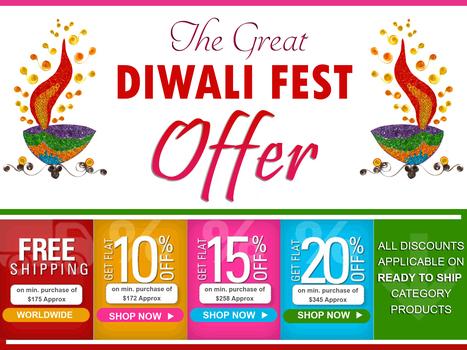 The Great Diwali Fest Offer - Bharat Plaza | Deals, Offers & Updates | Scoop.it