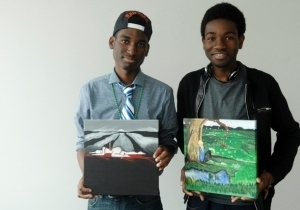 Art show at Bronx Museum curated by local teens features  artworks also by area teens  | Art Education & Museums | Scoop.it