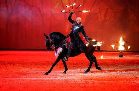 Avignon : 30 ans de passion du cheval sur la piste des étoiles - La Provence | Equidés | Scoop.it