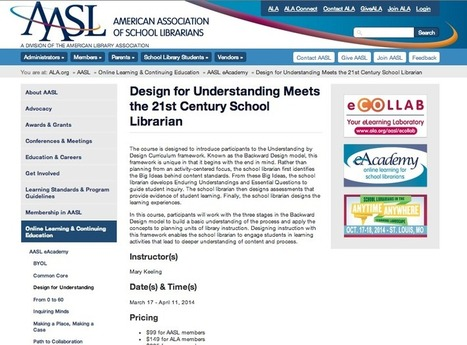 Librarians on the Fly: AASL eAcademy Invite | librariansonthefly | Scoop.it