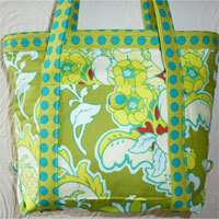 Gorgeous Bag - Free Purse Pattern   Creative Textile Arts   For Fabric Lovers   Scoop.it