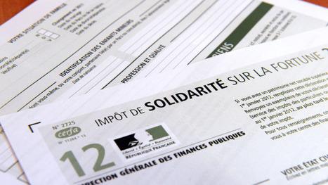 Impôt sur la fortune: sa suppression relancée | Fiscalité, entreprise et particuliers | Scoop.it
