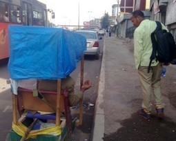 Street Begging: Addis Ababa's Smokeless Industry | IndepthAfrica | Africa | Scoop.it