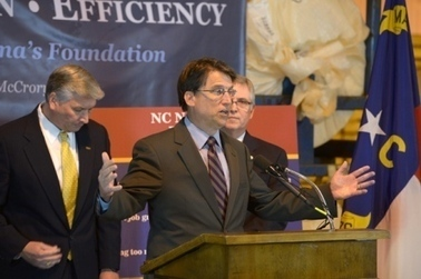 McCrory wants to change economic development | North Carolina Agriculture | Scoop.it