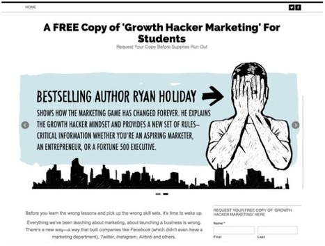 Disrupting How Bestsellers Are Made: Apply Startup-style Growth Hacking To Publishing | Startups,  Entrepreneurs, Angel Investors | Scoop.it