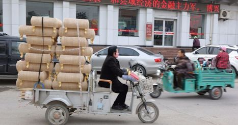 How even rural areas in China are hooked on online shopping | Consumer trends in China | Scoop.it