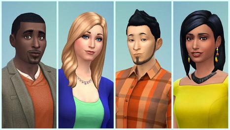 Blog sur Créer un Sims (version française) << SimCookie | jjArcenCiel | Scoop.it