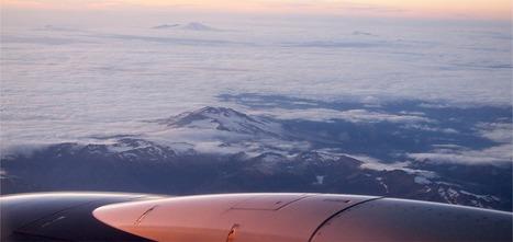 Cette application vous explique ce que vous voyez depuis le hublot d'un avion | UseNum - Culture | Scoop.it