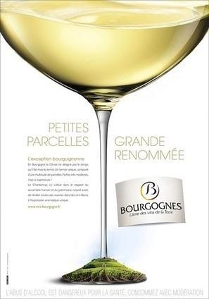 Vins de Bourgogne : aperçu de la nouvelle campagne de communication | Oenotourisme33 | Scoop.it