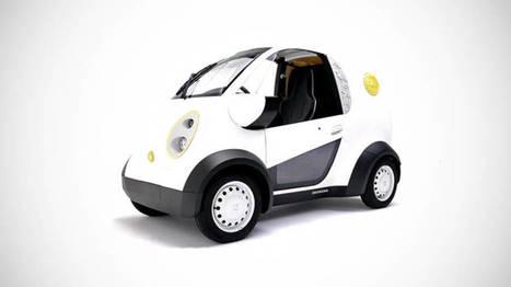 Honda shows 3D-printed custom cars may be just around the corner | STEM_et_all | Scoop.it