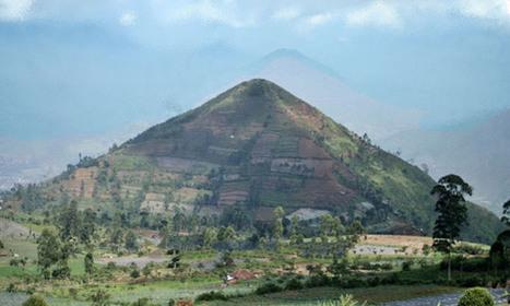 Des pyramides gigantesques découvertes partout sur la Terre #civilisation | Toute l'actus | Scoop.it