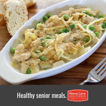 A Delicious Mediterranean Diet Recipe Seniors Will Love | Home Care Assistance of Grand Rapids | Scoop.it