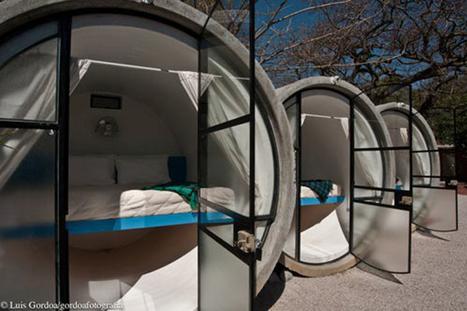 Tubohotel à Tepoztlan, Mexique   Architecture pour tous   Scoop.it