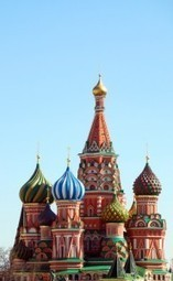 Saint Basil's Cathedral, Moscow, Russia - Map, Facts. Location, Guide | Travel | Scoop.it