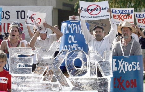 "Exxon's Climate Denial History: A Timeline (""more than 40 years of climate denial funded by big oil"") 