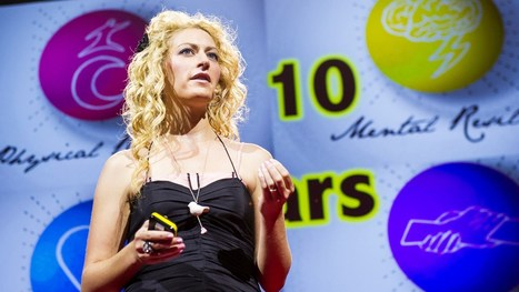 Jane McGonigal: The game that can give you 10 extra years of life | TED - the Best of the Best | Scoop.it