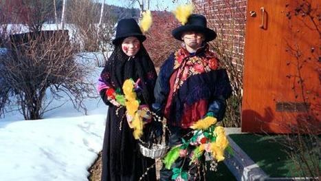 Palm Sunday brings witches to the door | Finland | Scoop.it