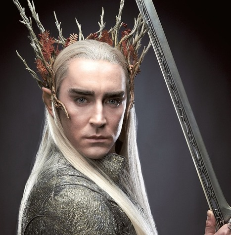 Thranduil, The Fisher King and Oberon; Why It Matters - TheOneRing.net | 'The Hobbit' Film | Scoop.it