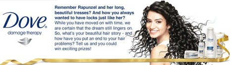 Dove Creates Hair Awareness Through Social Media | Business 2 Community | BEAUTY + SOCIAL MEDIA | Scoop.it