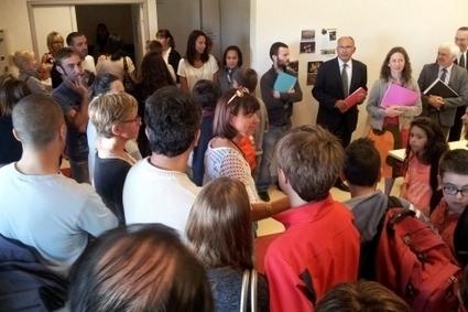 Le directeur académique fait sa rentrée à Rodez | Collège Jean Moulin | Scoop.it