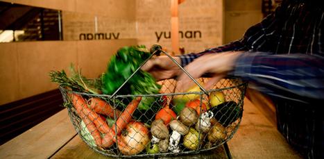Bio, locavore ou végétarien : ces restaurants qui prennent soin de notre alimentation | miam! | Scoop.it