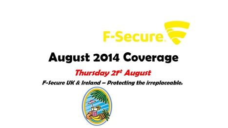 August 2014 Coverage (21st) | F-Secure Coverage (UK) | Scoop.it