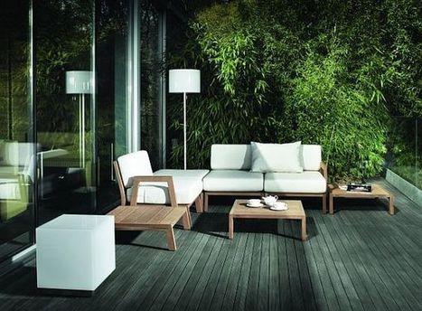 Stunning Unique Decks: 16 Inspirational Ideas   Designing Interiors   Scoop.it