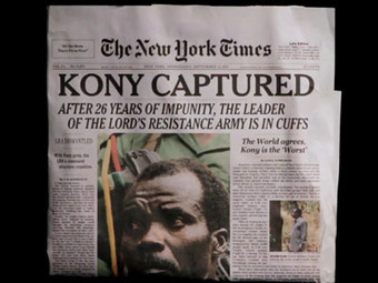 Celebrities Everywhere Are Tweeting This Stunning Video About A War Criminal #StopKony | Commodities, Resource and Freedom | Scoop.it