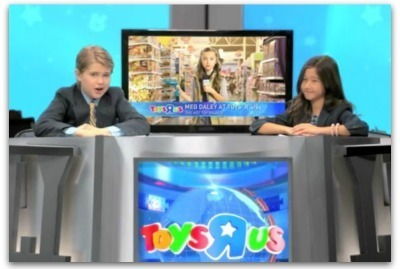 Toys R Us creates a kid-run news network to tout holiday trends | Articles | Main | Smart Media | Scoop.it