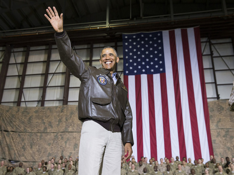 Obama makes surprise visit to Afghanistan | Daily Breaking News | Scoop.it
