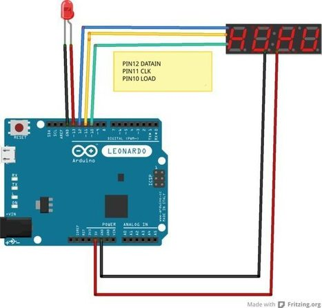 "Arduino Blog » Blog Archive » Making a Gmail Lamp with Arduino Yún | L'impresa ""mobile"" 