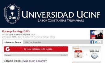 Entradas Agotadas: #Edcamp #Santiago is Sold Out – 200 / 200 | Unconference EdcampSantiago | Scoop.it