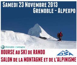 Bourse aux skis de rando - Olivier Mansiot   Vanoise ski & randonnée   Scoop.it