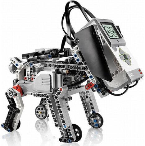 Mindstorms, un catalyseur d'intelligence humaine !   Dernières innovations technologiques   Scoop.it