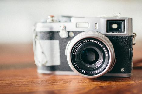 My Black'n'White settings for FujiFilm Cameras | Daniel Eliasson | Photography | Scoop.it