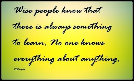 Wise Wisdom | Inspiration | Scoop.it