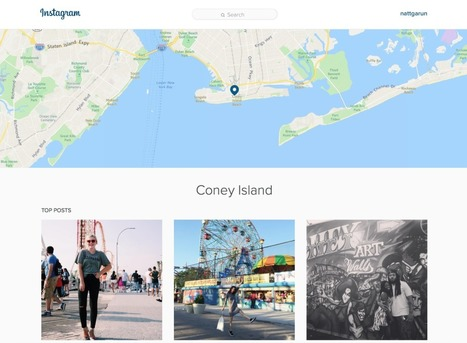 Instagram finally brings its search functionality to the Web | MUSIC:ENTER | Scoop.it