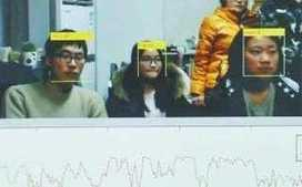 Chinese lecturer to use facial-recognition technology to check boredom levels among his students | A is for Adjunct | Scoop.it