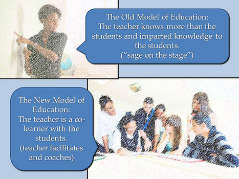 On Learner-Centered Education | Dare to Care | Innovative ICT | Scoop.it