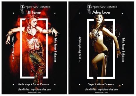 Jill Parker & Ashley Lopez à Aix en Provence   Communiquaction   Communiquaction News   Scoop.it