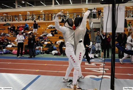 Photos of some of the best of young Canadian fencers in competition!! | Fencing for ALL | Scoop.it