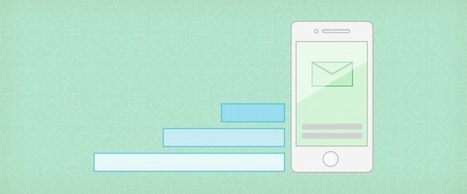 Comment optimiser vos campagnes d'email marketing mobile ? | Marketing Mobile, omnicanal, cross canal, | Scoop.it