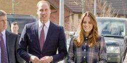Le prince William et Kate Middleton partiront en tournée avec leur ... - metronews | famille royale | Scoop.it